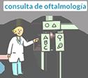 consulta oftalmologia