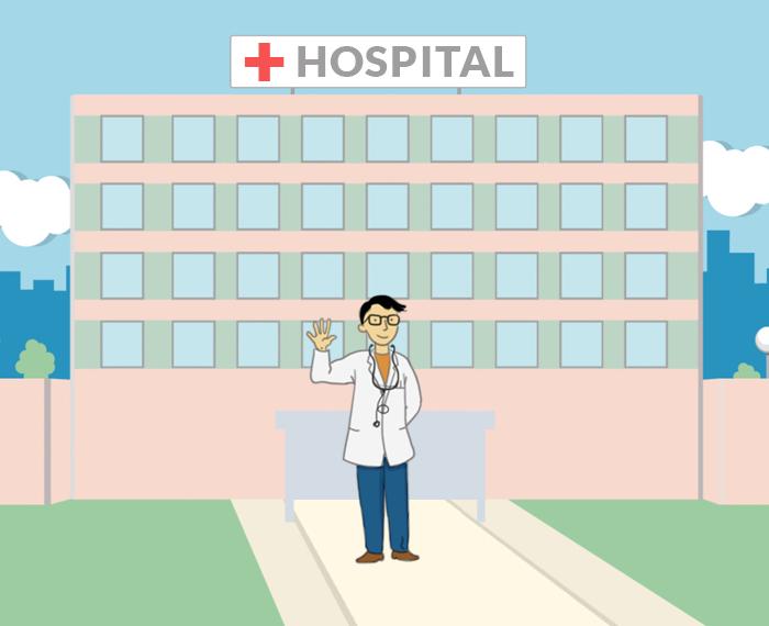 Hospital Doctor Tea